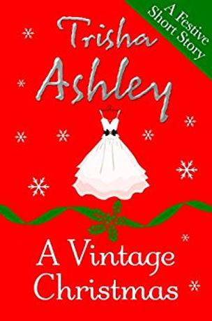 Trisha Ashley A Vintage Christmas Book Cover