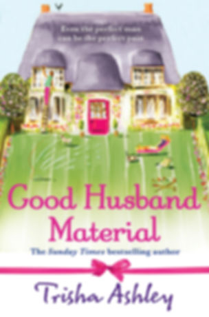 Trisha Ashley Good Husband Material Book Cover