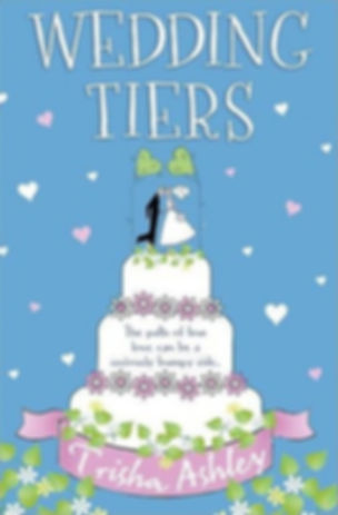 Trisha Ashley Wedding Tiers Book Cover