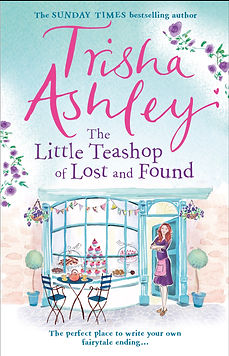 Trisha Ashley Milton Keynes Event Signing