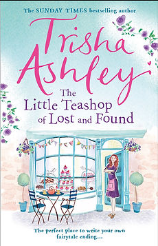 The Little Teashop of Lost and Found Cover