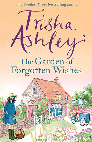 The Garden of Forgotten Wishes Cover