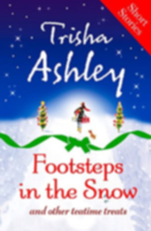 Trisha Ashley Footsteps in the Snow Book Cover