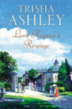 Trisha Ashley Lord Rayven's Revenge Book Cover