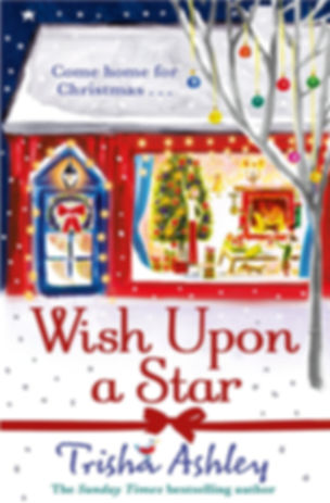 Trisha Ashley Wish Upon a Star Book Cover