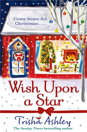 Trisha Ashley Wish Upon a Star Book Cover