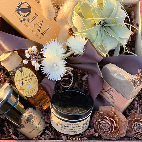 Ojai Gift Box - Locally sourced products