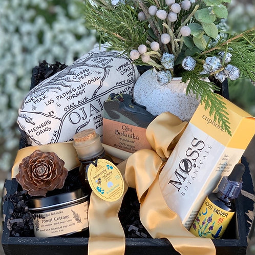 Winter Solstice Box - Locally sourced products
