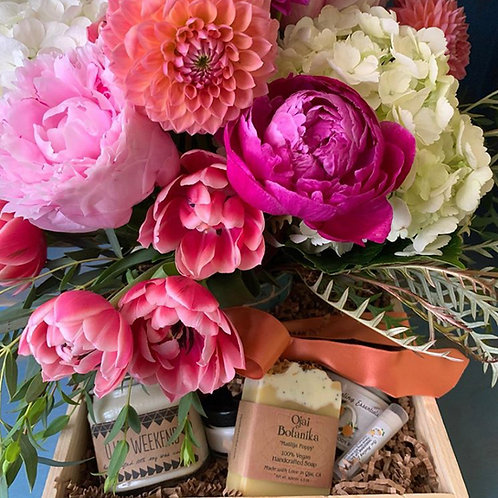 Ojai Orange Blossom Gift Box ~ Locally sourced products