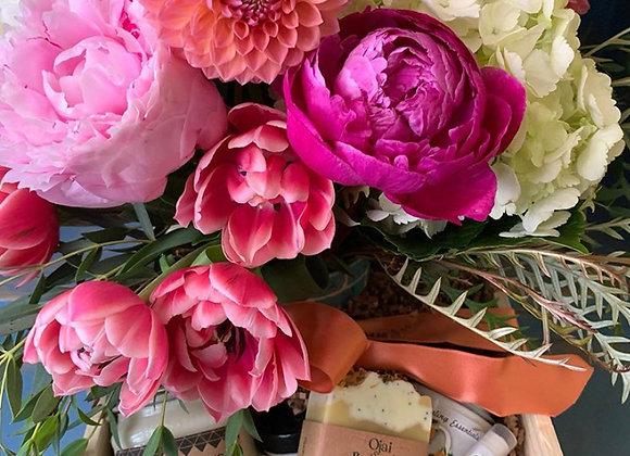 Ojai Orange Blossom Gift Box ~ Locally sourced products