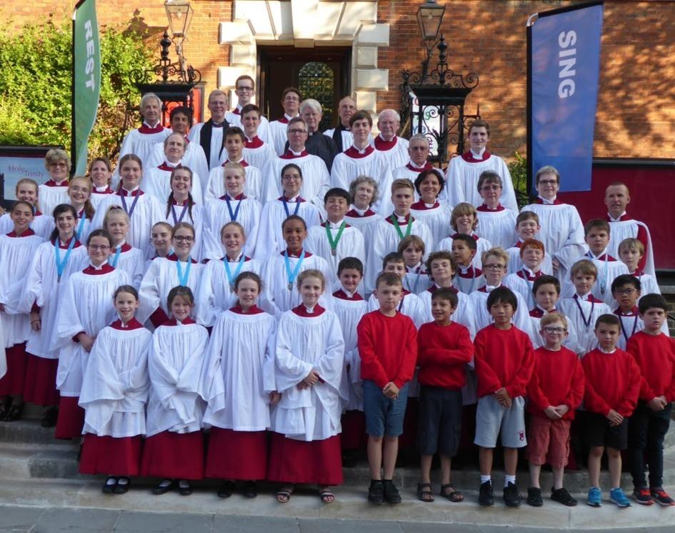 Parish Choristers (7+ years)