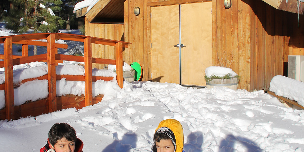 Family Retreat Winter Camp