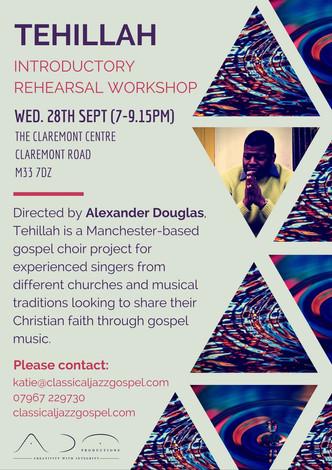 Tehillah Relaunch