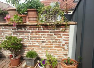 Comment rénover un mur en briques foraines ?