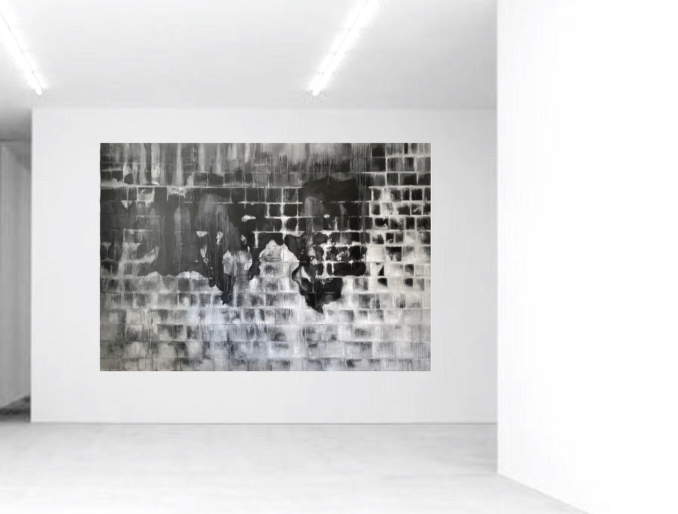The Wall #4, 52x78inch, view2.jpeg