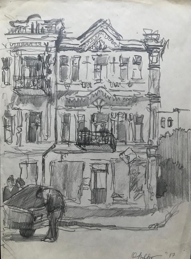 Penza, Russia, 8.5x11, 2017