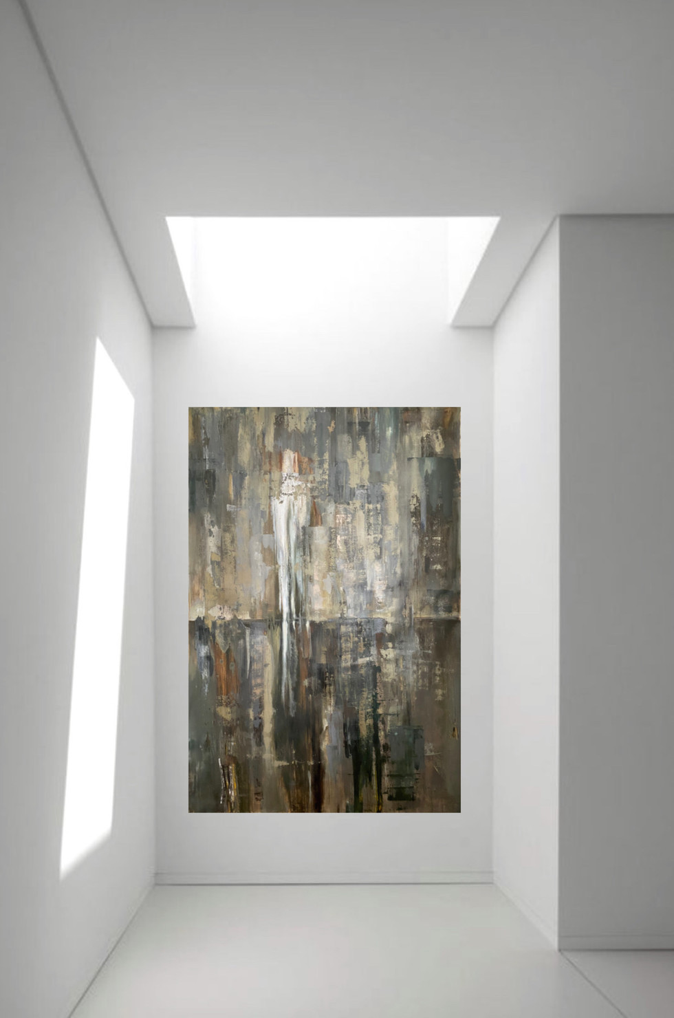 The Wall #1, 48x72inch, view 2.jpg