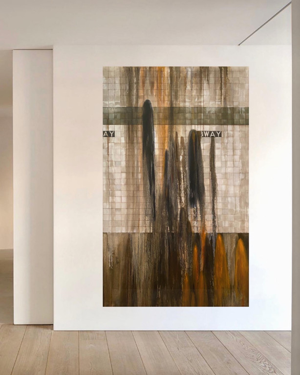 The Wall #3, 48x78inch, view 2.jpg