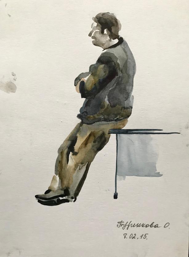 Painting Teacher, 8.5x11_, 2015.jpeg
