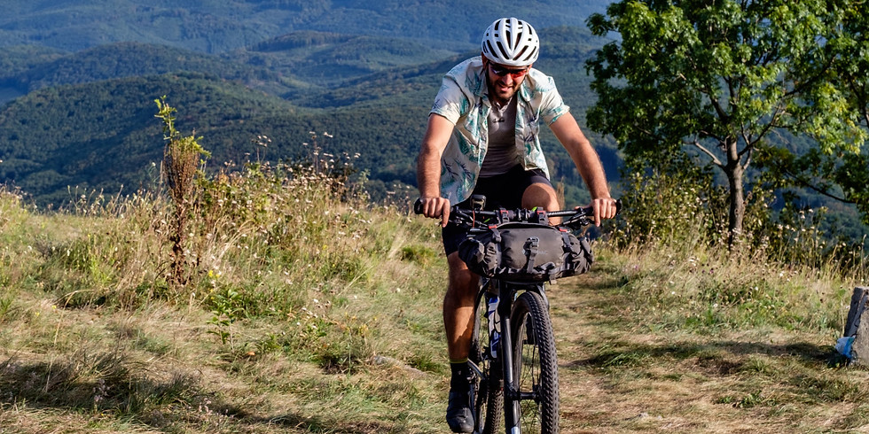 Bikepacking Campout 21#4 -  Mátra