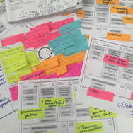 Business model innovation for an online shopping platform