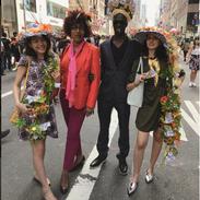 #easterparade #newyorknewyork #eastereggs #easter2017 #5thavenue #nyc #newyork2017 #bunny