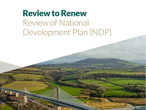 Review of National Development plan submission
