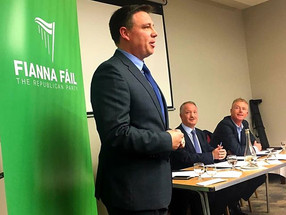 McAuliffe Welcomes Publication Of 'Ballymun – A Bright Future' Report