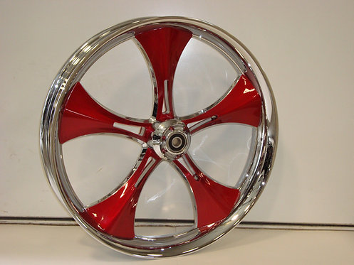 Outlaw Gasser Dual Finish Wheel