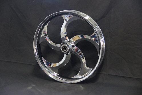 Outlaw Five Spoke Twisted Wheel