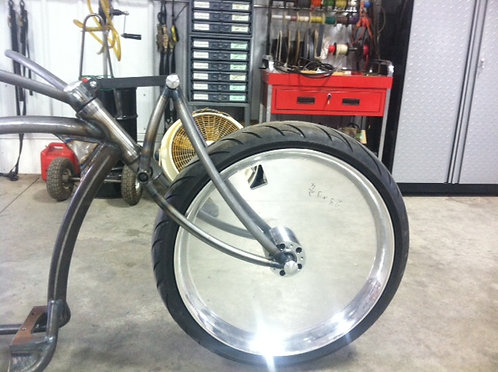 "Bobber Style Front End up to 30"" Wheel"