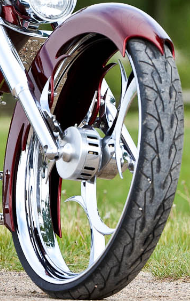 Outlaw Compact Disc Brake