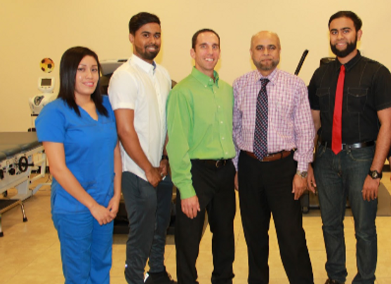 Staff at Arizona Physical Medicine & Rehabilitaion,PC