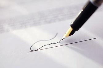 Signature d'un contrat de politique du Budgt mobilité