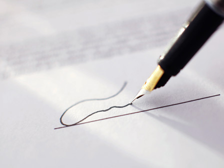 The Finishing Touch: Acknowledgement Statements for Applicants and Reviewers
