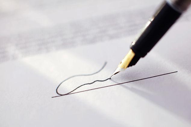 Signature engagement qualité