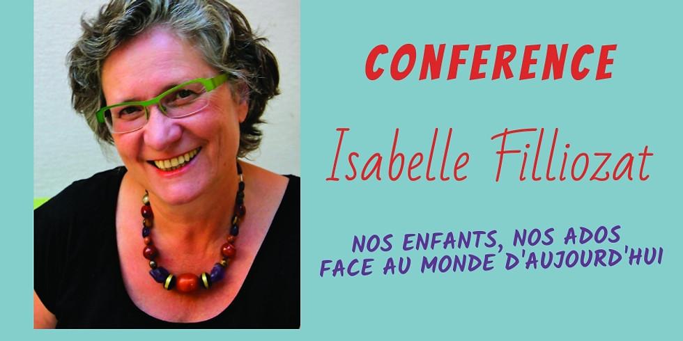 Isabelle Filliozat en Conférence à Orange (1)