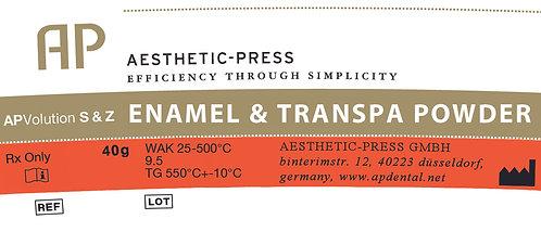 Enamel & Transpa - APV S&Z