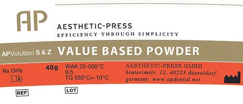 Value based - APV S&Z
