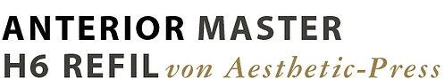 Anterior Master H6 Refils