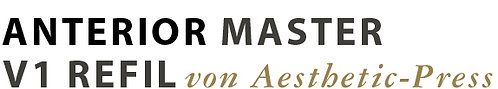 Anterior Master V1 Refils