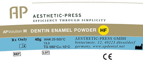 HF Dentin Enamel - APV M