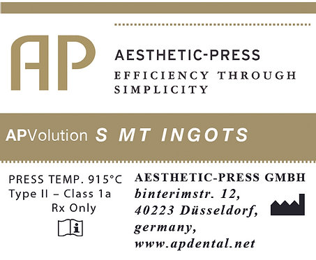 Medium Translucent Ingots - APV S