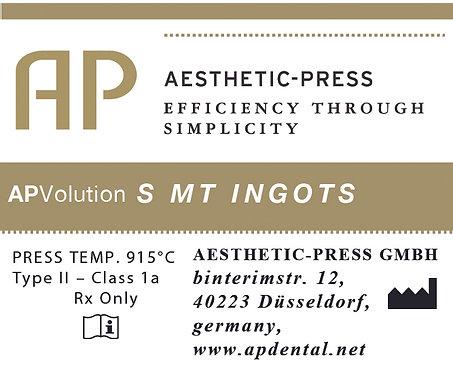 Medium Translucent Ingots - APV S