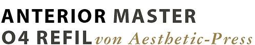 Anterior Master O4 Refils