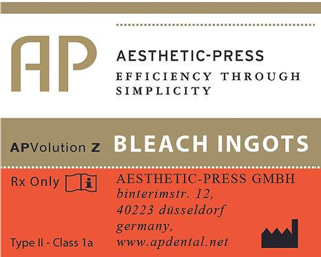 Bleach Ingots - APV Z