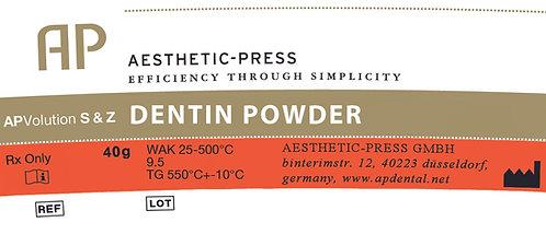 Dentin - APV S&Z