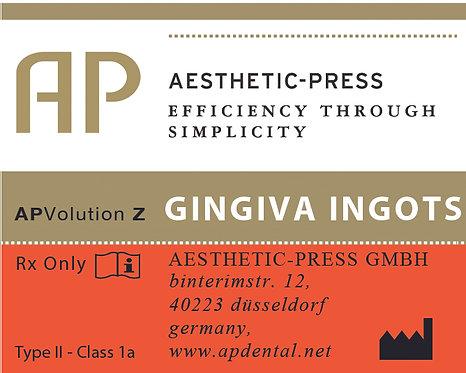 Gingiva Ingots - APV Z