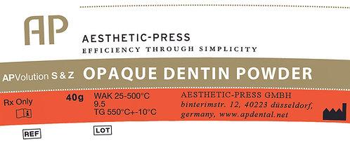 Opaque Dentin - APV S&Z
