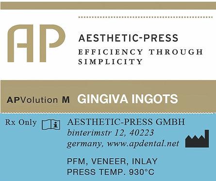 Gingiva Ingots -APV M